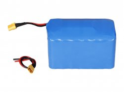 Lithium-Ion Rechargeable Battery Pack 18.5V 10000mAh (5S4P) with Charge Protection Circuit