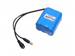 Li-Ion 22.2V 2500mAh (2C) With Inbuilt Charger-Protection
