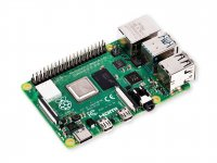 Raspberry Pi 4 Model B - 1 GB RAM