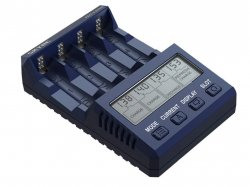 SKYRC NC1500 5V 2.1A AA/AAA NiMH Battery Charger Discharger & Analyzer - Original