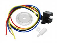 Photoelectric Encoder Freescale Smart Car CBDE Car Model