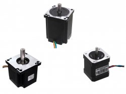 Stepper Motor Without Gearbox