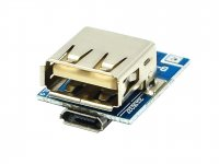 USB 5v Step-Up Lithium Ion/Lipo Battery Charging Protection Power Module (134n3p)