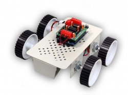 Uno R3 Based Robot Starter Kit compatible with Arduino