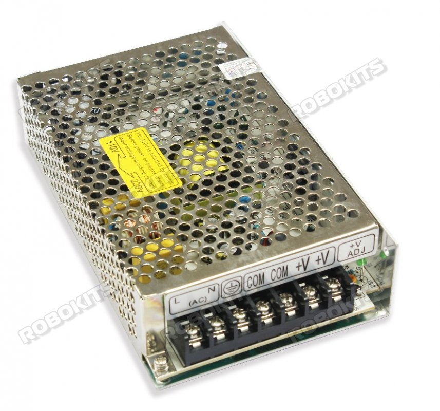 12V 10A Industrial Power Supply - Premium