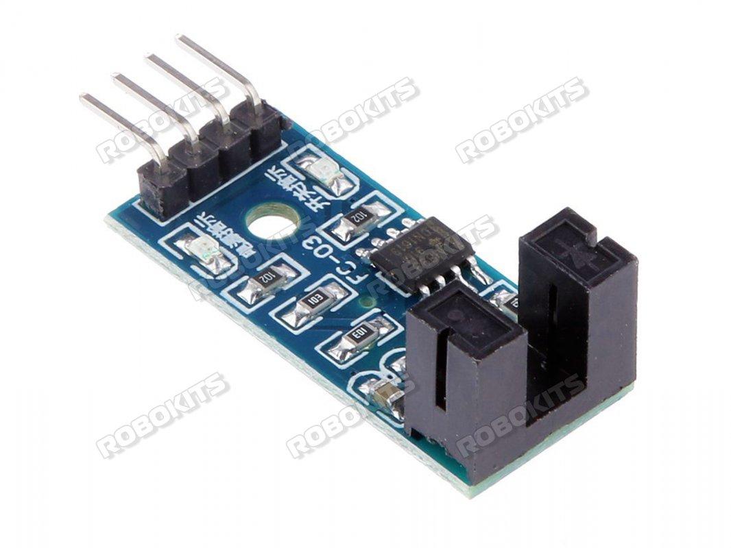 Motor Encoder Light Blocking Sensor Module