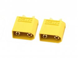 XT90 Male Connector MOQ 2 Pcs