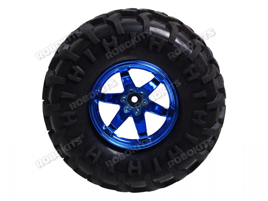 Robot Wheel 125mm Diameter 60mm Width for ATV