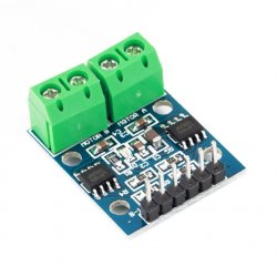 L9110S H-bridge Stepper Dual DC Motor Driver Board
