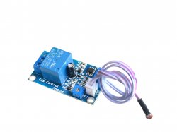 XH-M131 Light Controlled Relay Switch Module with Photo Resistor Brightness level setting for AC / DC load on/off
