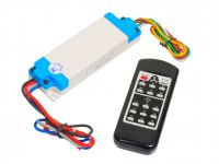 IR Remote Control 5 Channel Home Automation