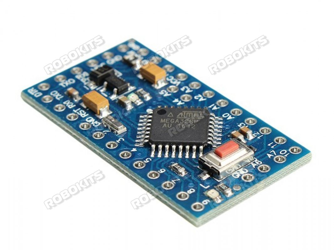 Arduino Pro Mini 5V/16MHz - Click Image to Close