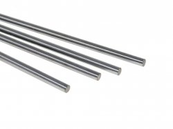 Astro Chrome Plated Steel Rods