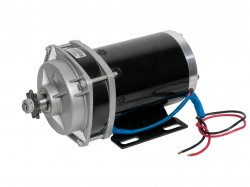 E-Bike DC Geared Motor 48V 530RPM 800W