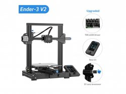 Creality Ender-3 V2 3D Printer - DIY Kit