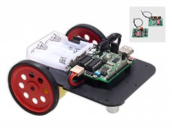 RF 433MHz Wireless Robot DIY Kit Compatible with Arduino
