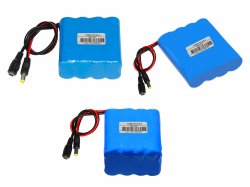 18.5V Li-ion Batteries 16V-21V