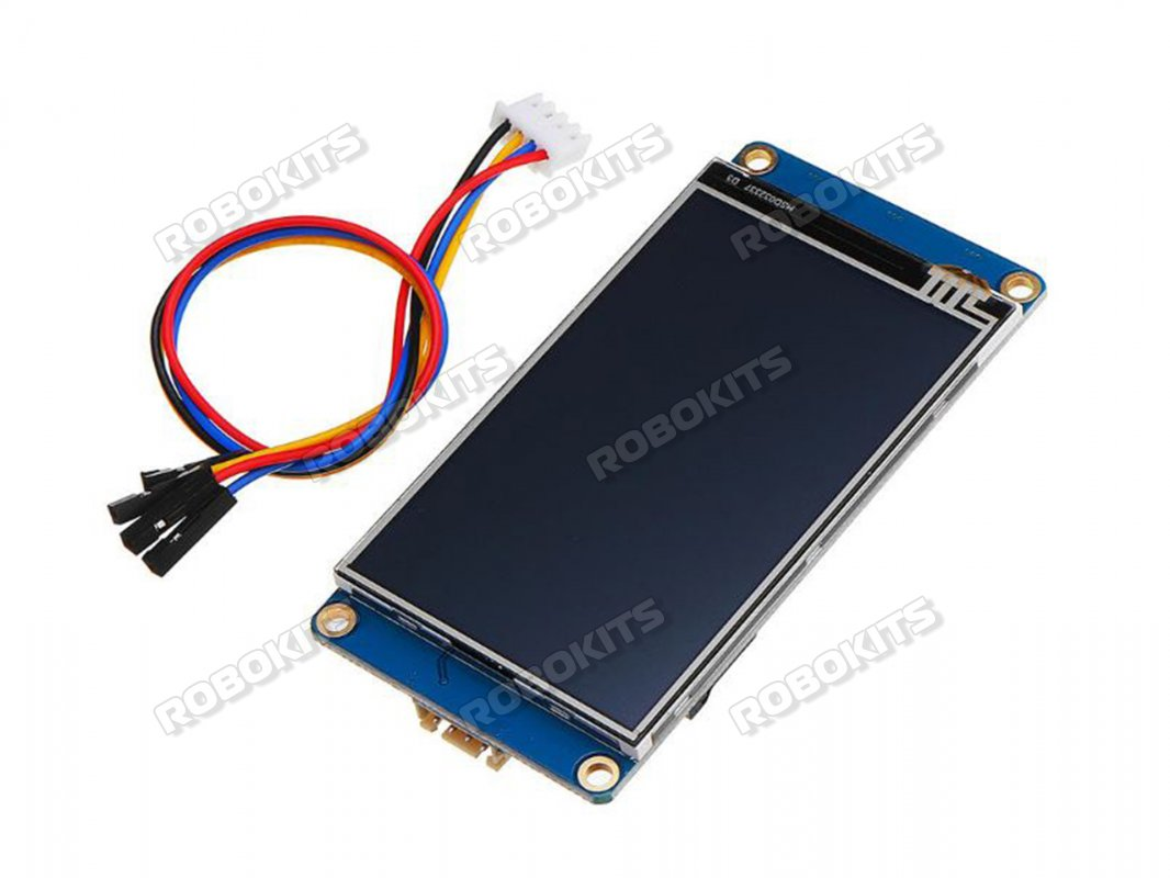 "Nextion NX4024T032 3.2""  HMI TFT LCD Touch Display - Generic - Click Image to Close"