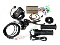 E-Bike 24V 350W BLDC Compatible Controller And Accessories Kit