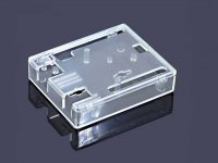 Moulded Acrylic Transparent Case for ARDUINO UNO R3 Development Board