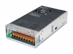 Industrial Power Supply S-12V 29A 350W - Premium