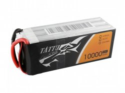 TATTU 10000MAH 6S 25C 22.2V LIPO BATTERY