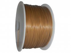 3D Printer Filament Solid Golden 1.75mm ABS 1KG