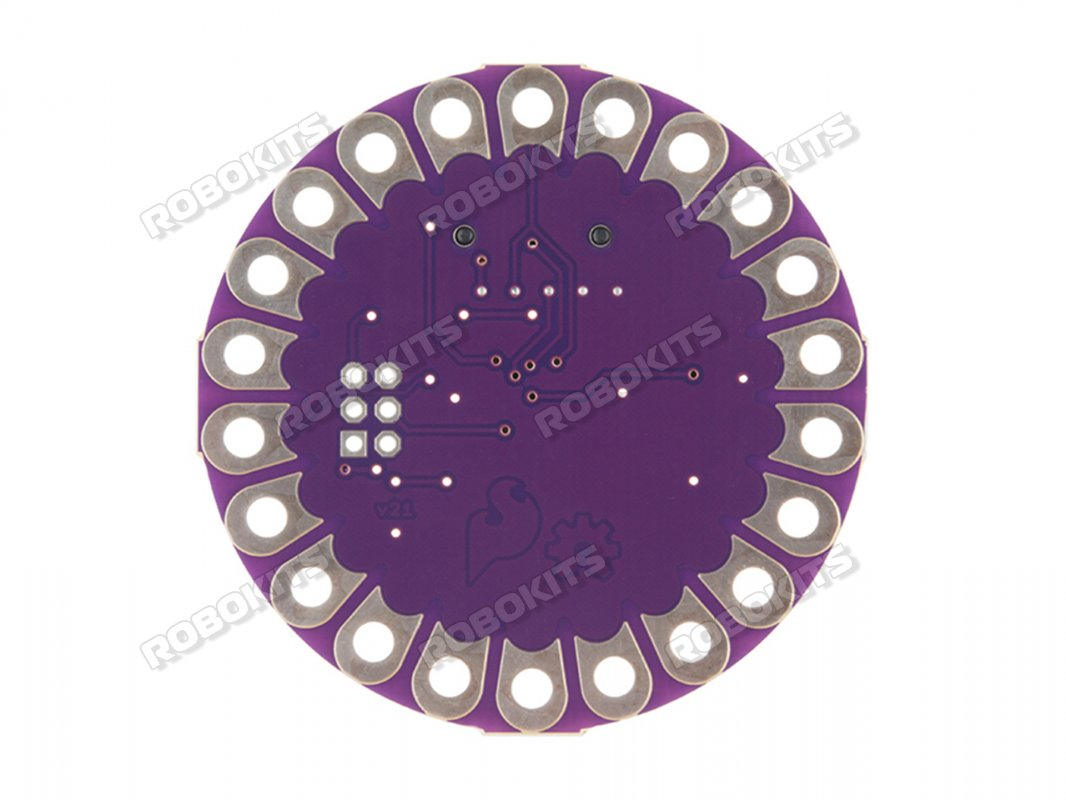 LilyPad ATmega328P Development Board - Click Image to Close