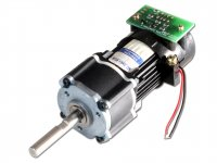 Faulhaber Coreless 17W Encoder Motor 120RPM