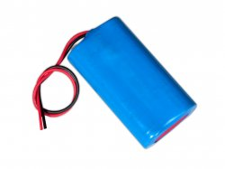 Li-Ion Battery 7.4V 2200mAh (2C) Wth inbuilt Charger-Protection
