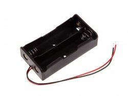 Battery Holder for Lithium-Ion 18650 2 Cell