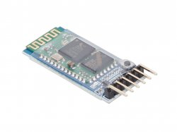 Bluetooth UART module based on HC-05