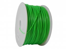 Solid Green 1.75mm PLA Filament 3D Printer 1KG