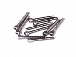 M5 x 30 mm Socket Head Cap Stainless Steel 304 Bolt & Nuts pack of 15pcs