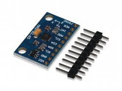 9DOF 3 Axis Accelerometer + Gyroscope + Magnetometer MPU-9250
