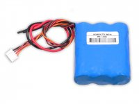 Lithium-Ion Rechargeable Battery Pack 11.1V 2500mAh (2C) without bms