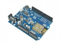 WeMos D1 R2 WiFi ESP8266 Development Board Arduino Compatible