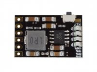 5V 2A Boost Output for Single Lithium Cell 3.7 / 4.2V Charging Discharging protection Module