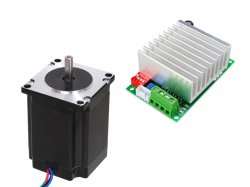 Nema23 Stepper Motor 19Kgcm Torque with TB6600 Stepper Drive