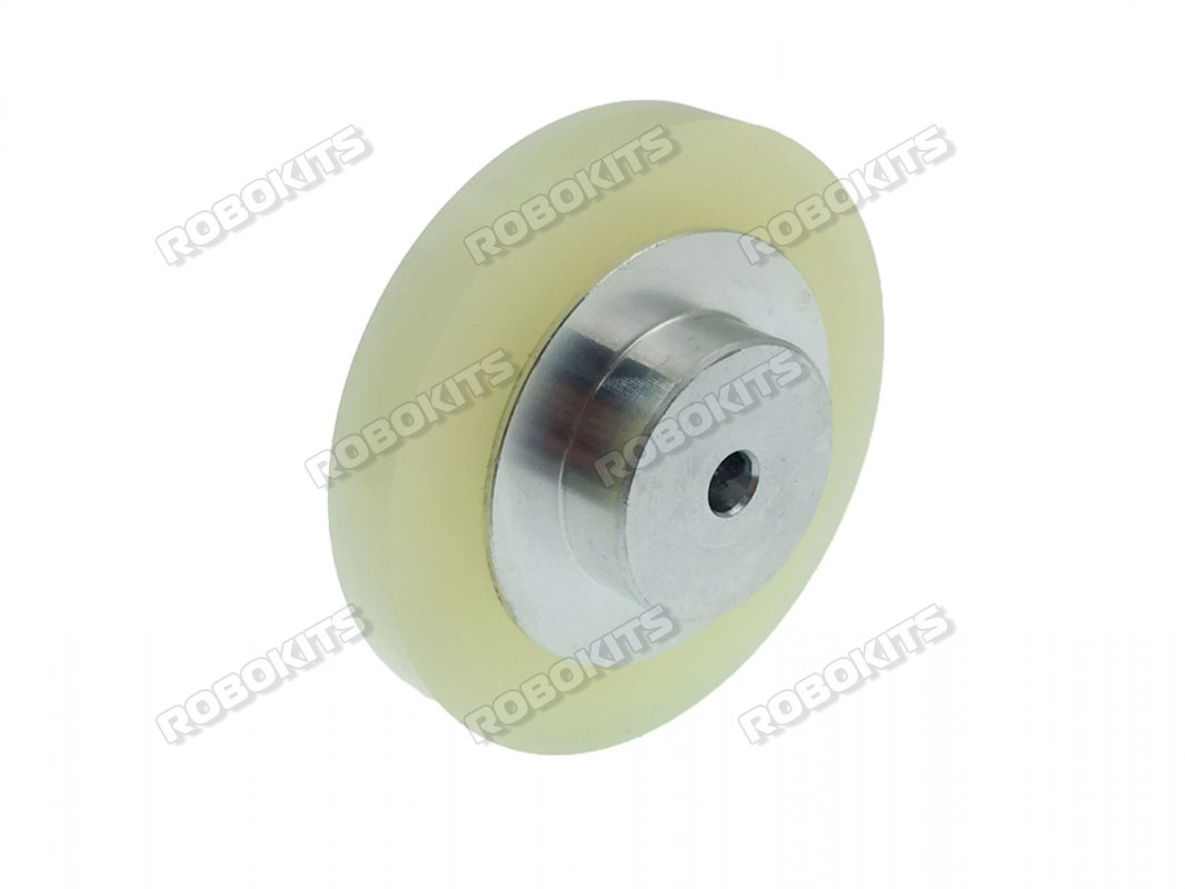 Aluminium Silicone Industrial Encoder Meter Wheel for Rotary Encoder 200mm - Click Image to Close