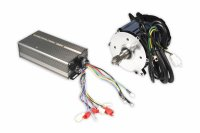 E-Bike 48V 900W 3300RPM BLDC Motor with Compatible E-Bike Controller