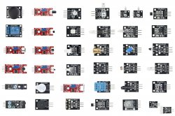 37 in 1 Sensor Kit Compatible with Arduino