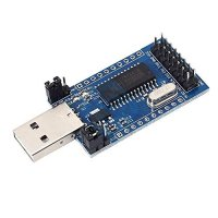CH341A Programmer USB to UART IIC SPI I2C Convertor Parallel Port Converter Onboard Operating Indicator Lamp Board Module
