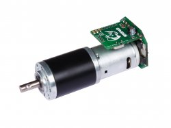 Rhino 12V 100RPM 25Kgcm Heavy Duty DC Planetary Geared Motor with Driver