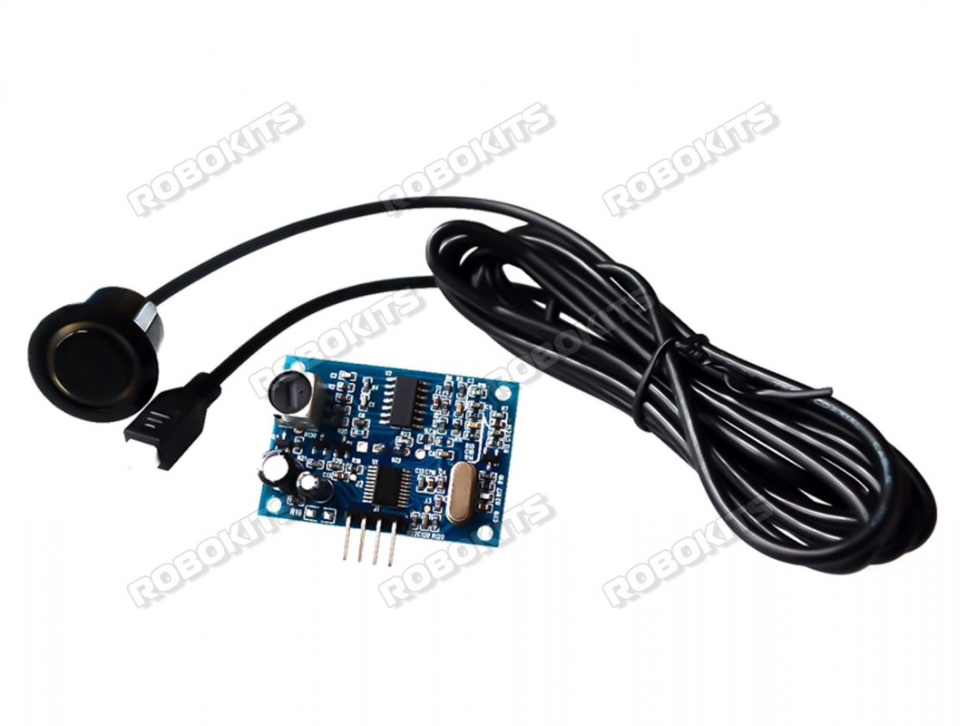 Waterproof Ultrasonic Obstacle Sensor Range 5 Meters for Arduino JSN-SR04T