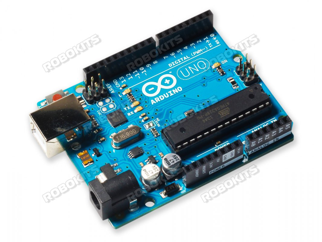 Arduino Uno R3 - Original Made in Italy with box - Click Image to Close