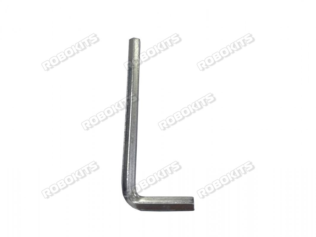 M6 Allen Key 304 Stainless Steel - Click Image to Close