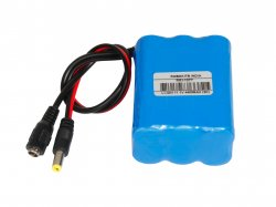 Li-Ion 11.1V 4400mAh (2C) With Inbuilt Charger-Protection