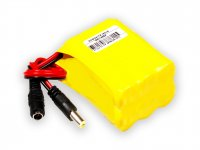 Li-Ion 11.1V 3000mAh (2C) With Inbuilt Charger-Protection
