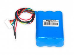 Lithium-Ion Rechargeable Battery Pack 22.2V 2500mAh (2C)